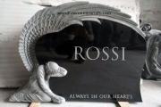 Rossi Monument - Lynn, MA