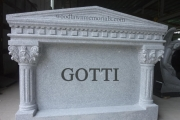 Gotti monument - Beverly MA
