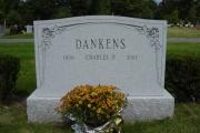 4 foot unpolished headstone - Everett MA