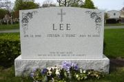 Barre granite, Memo finish, 4 deep roses